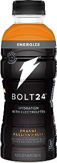 BOLT24 G Bolt 24 16.9oz Energized Orange Passion Fruit Single Bottle