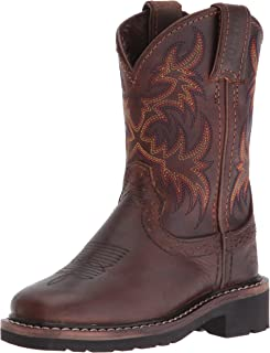 Justin Boots Kids' Buffalo Stampede Boots Western