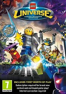 Lego Universe (PC DVD) [Importación inglesa]