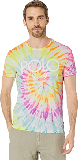 8ba7ad1f9 Polo Ralph Lauren. Short Sleeve Animated Pocket Tee - Classic. $45.00. New.  Tie-Dye