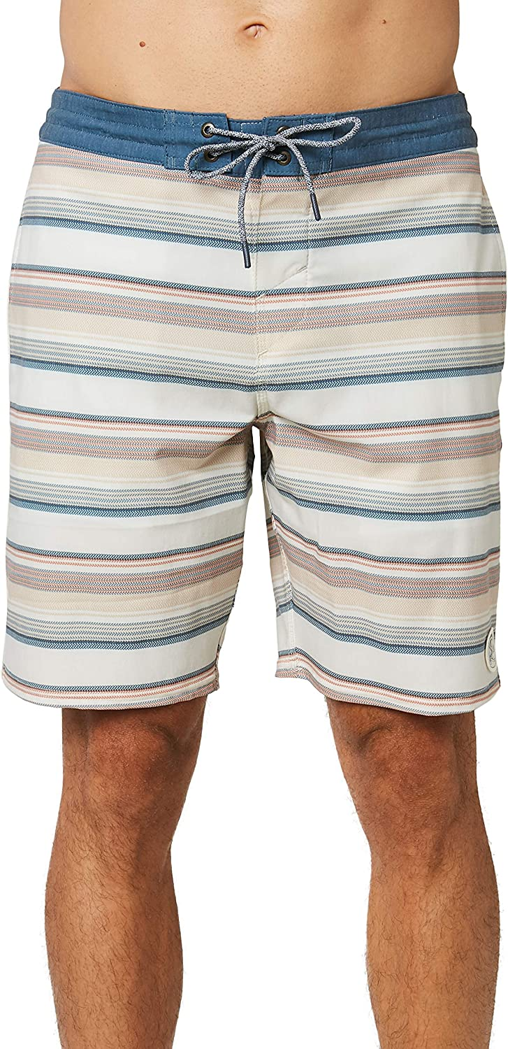 O'NEILL New York Mall Men's Water Resistant Al sold out. Stretch Boardshort Swim 19 Volley