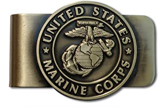 US Marine Corps (USMC) Money Clip