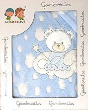3 piezas Duffi Baby 1295-12 S/ábana sedalina-star minicuna