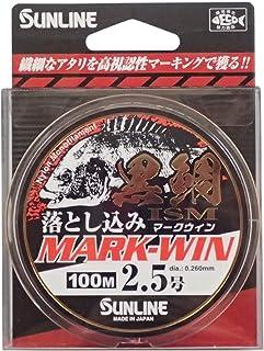 サンライン(SUNLINE) 黒鯛ISM 落とし込み MARK-WIN 100m