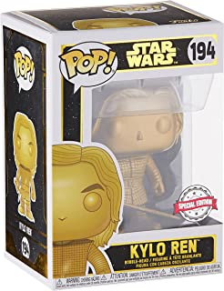 Funko Pop! Star Wars Kylo Ren (GP)(MT)(Exc), Action Figure - 43022
