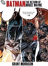 Batman: The Return of Bruce Wayne: Deluxe (Batman by Grant Morrison series Book 9)