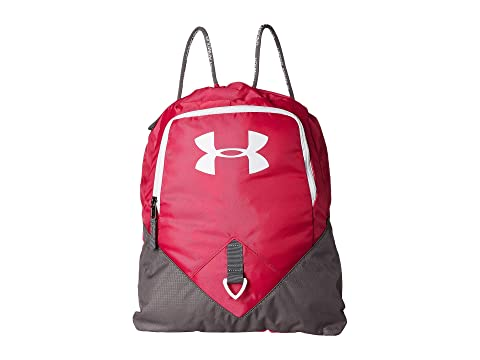 Under Armour UA Undeniable Sackpack Tropic Pink/Graphite/White Running Backpacks 8526051