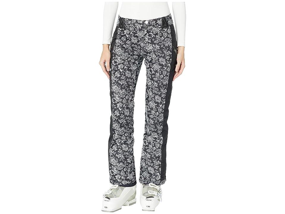 Obermeyer Harlow Pants (Honeysuckle Black/White) Women