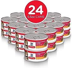 Hill's Science Diet Wet Cat Food, Adult, Light, Liver & Chicken