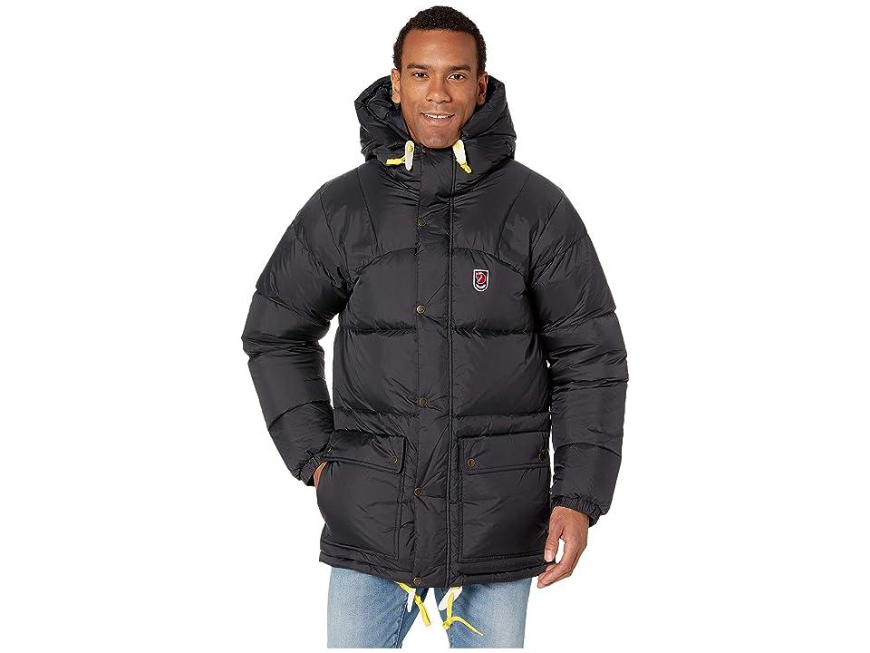 Fjallraven Expedition Down Jacket (Black) Men