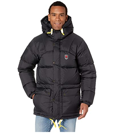 Fjallraven Expedition Down Jacket (Black) Men