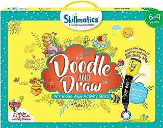 Skillmatics Doodle and Draw, Multi-Colour, 6 months +, SKILL05DDB