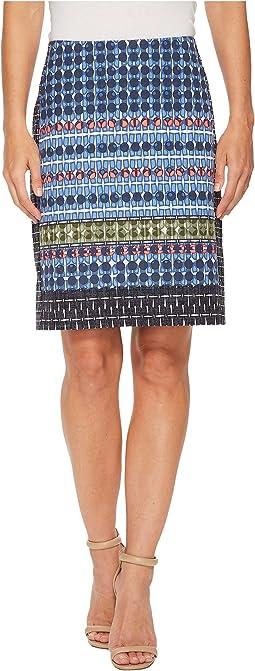 NIC+ZOE - Tile Skirt