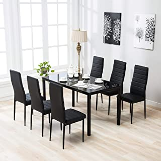 Amazon.com: dining chairs set of 6