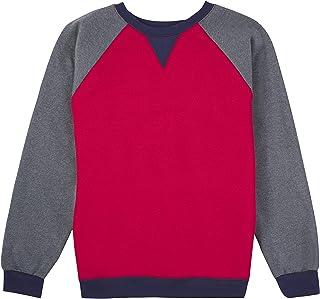 Fruit Of The Loom Boy's Fleece Crewneck Sweatshirt Shirt