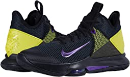 Black/Voltage Purple/Opti Yellow/White