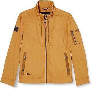 camel active Men's Herren Jacke Cotton Lightweight Jacket