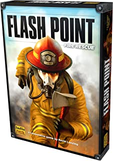 Indie Boards & Cards Flashpoint Fire Rescue Accessories
