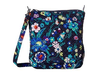 Vera Bradley Carson Mailbag (Moonlight Garden) Bags