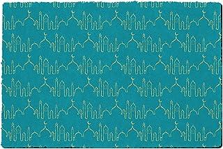 Rainbow Rules Indoor Doormat - Arabian Nights in Agrabah Disney Inspired