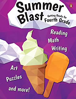 Summer Blast: Getting Ready For Grade 4