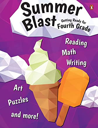 Summer Blast: Getting Ready For Grade 4