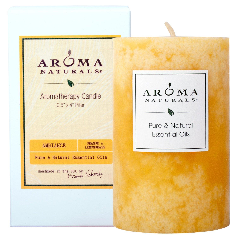Aroma Naturals Essential Lemongrass Ambiance