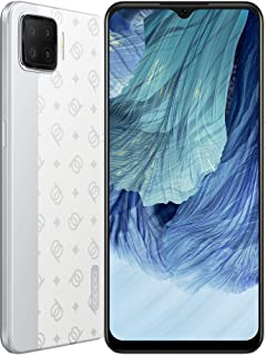 Oppo A73 Smartphone Classic Silver 6GB + 128GB, 163G, CPH2095, 7.5 mm thickness, Anroid 10, 6.44Inch FHD+ 16M Color AMOLED