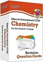 New Grade 9-1 Edexcel International GCSE Chemistry: Revision Question Cards (CGP IGCSE 9-1 Revision)