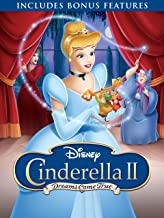 Cinderella II: Dreams Come True (Plus Bonus Content)