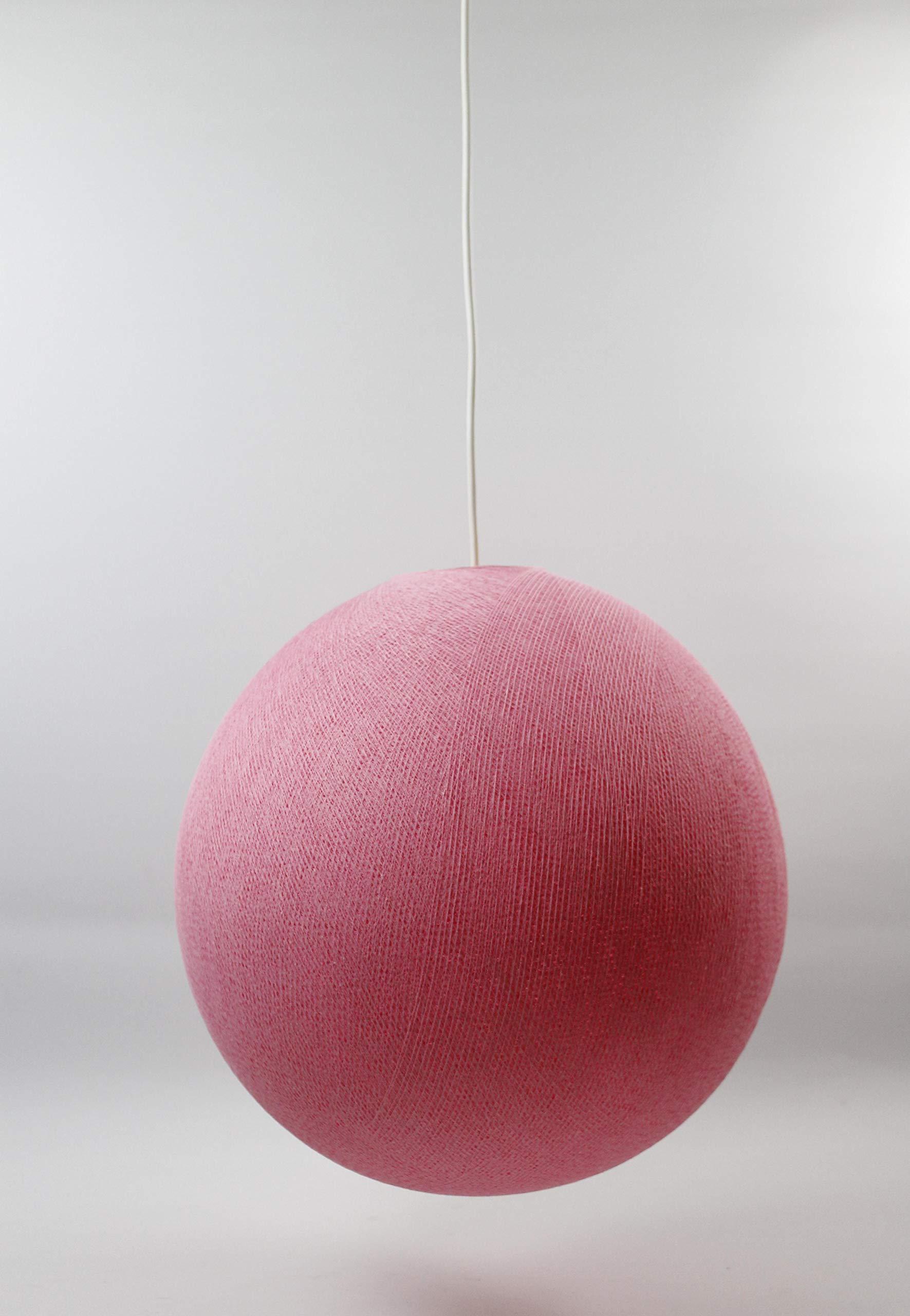 シャンデリアシングルピース、コットン、ピンク、25 cm