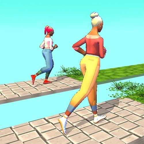 Catwalk Beauty : Shoe Race Challenge