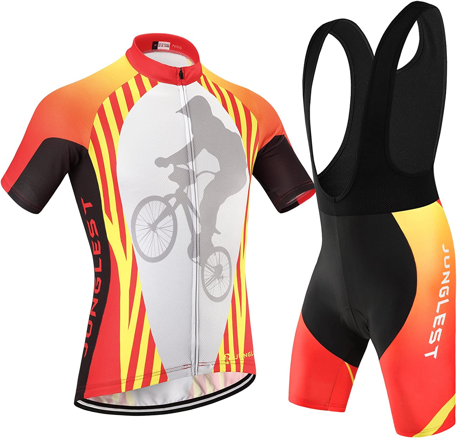 Cycling jersey Set, Maillot de Cyclisme Wen Homme Short sleeve Manches Courtes(S5XL,option bib Cuissard,3D pad Coussin) N55
