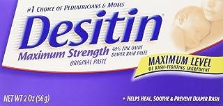 Desitin Diaper Rash Cream - 2 oz - (pack of 2)
