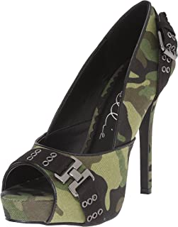Ellie Shoes Womens 423-PFC 423-pfc Green Size: