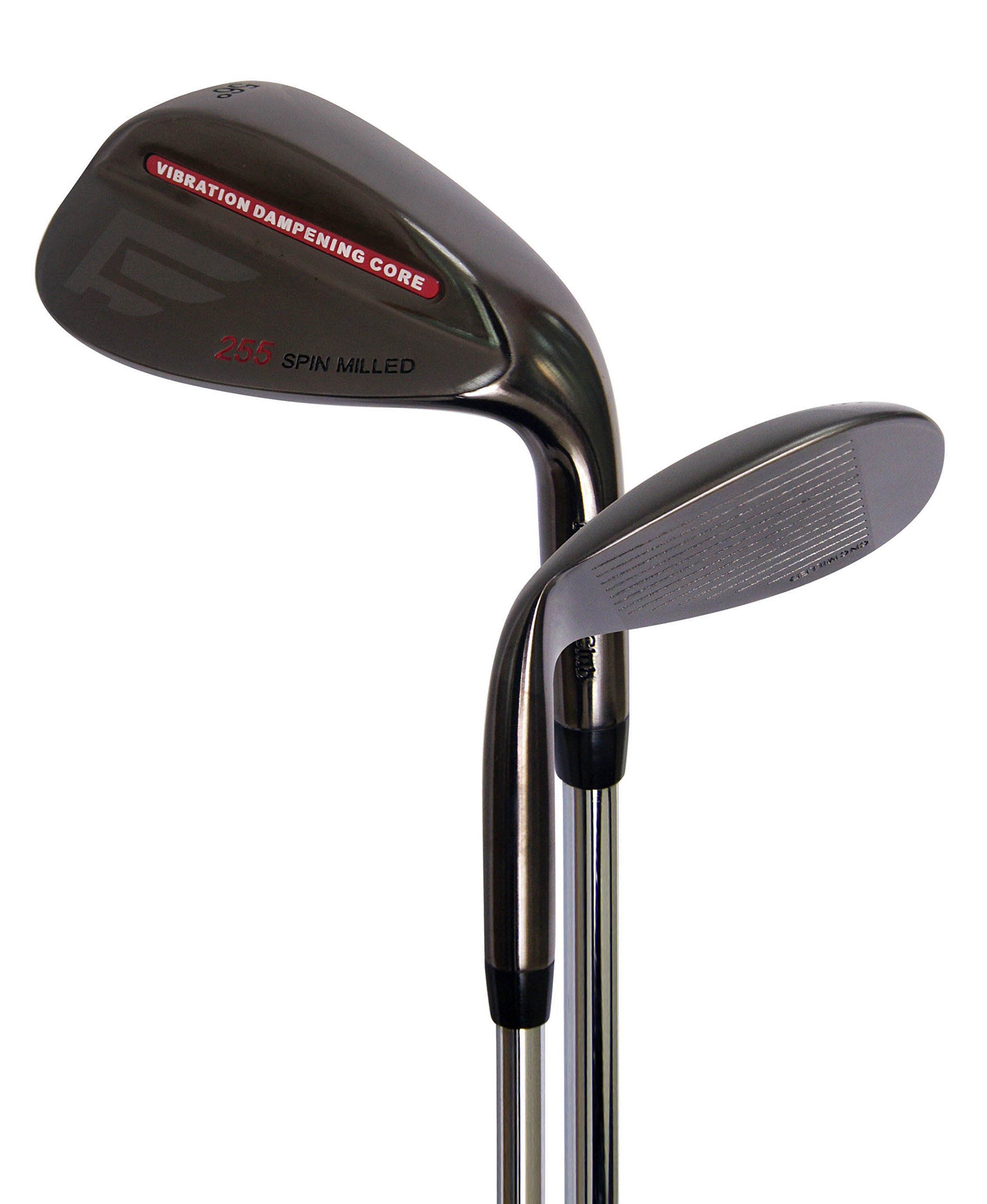 Founders Club Nickel 255 Spin Milled 52 Degree Gap Wedge - Right-Handed