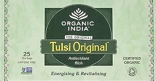Tulsi Organic Original 25 Teabags