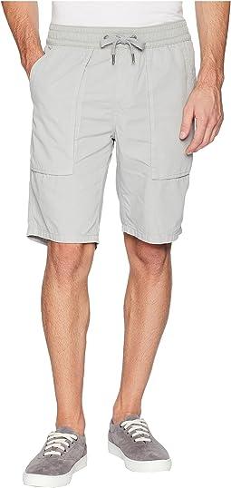 Poplin Utility Shorts
