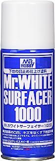 Mr. White Surfacer 1000 Spray 170ml. Gundam Hobby