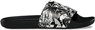 Vans Slide-On (Marvel) Multi/Black/White VN0004LGUFF Women's Size 10