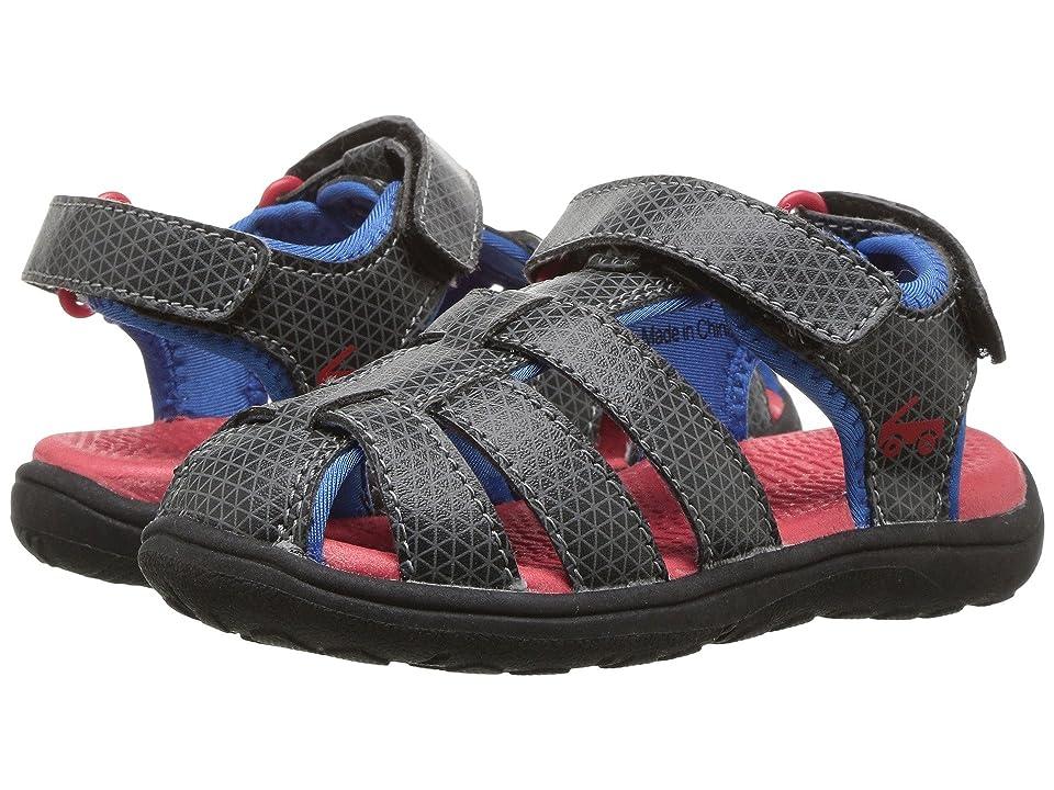 See Kai Run Kids Cyrus (Toddler/Little Kid) (Black) Boys Shoes