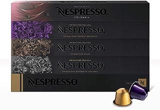 Nespresso, Café Best Seller, Paquete de 50 cápsulas de