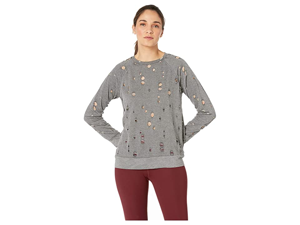 Body Language Rita Pullover (Charcoal) Women