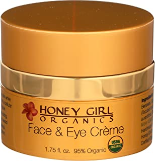 honey girl organics facial cleanser & makeup remover