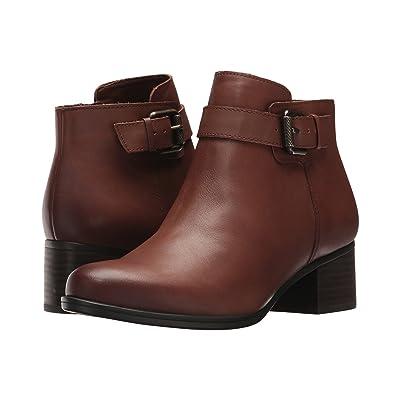 Naturalizer Dora (Coffee Bean Leather) Women