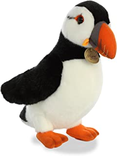 Aurora World Miyoni Plush Puffin Plush Toy, Multicolor