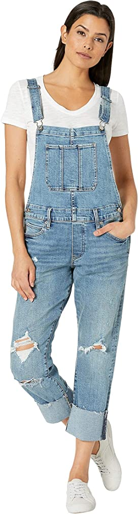 0137ee429fcd Carhartt Crawford Double Front Bib Overalls at Zappos.com