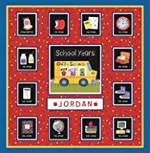keepsake books for school years
