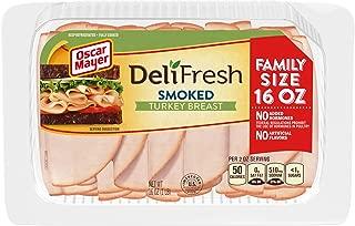 Oscar Mayer Deli Fresh Smoked Turkey Breast, 16 oz Package