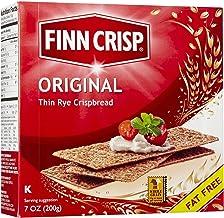 Finn Crisp Original, Delicately Thin Rye Crispbread, Boxes - 7 oz